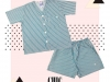 Pijama com Botões