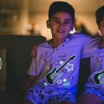 Pijamas-que-brilham-no-escuro